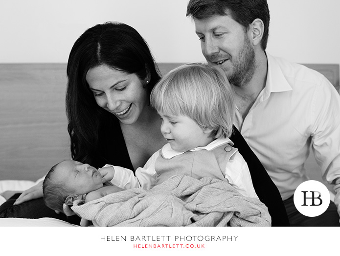 Newborn baby toddler and family photography in notting hill west london