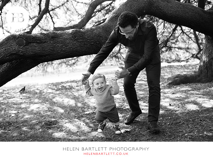 blogImagelearning-to-walk-father-son-portrait-1
