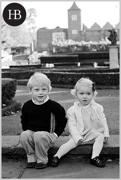 children portraits in kensington
