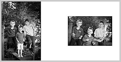 family photography albums