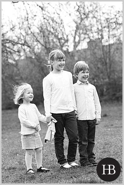 family photo shoot in clapham
