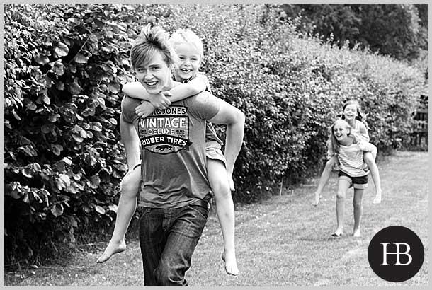 summer photo shoot in cambridge