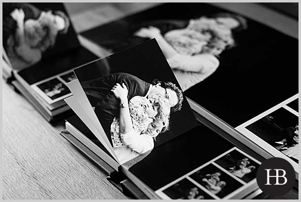 beautiful luxury bespoke family photography albums
