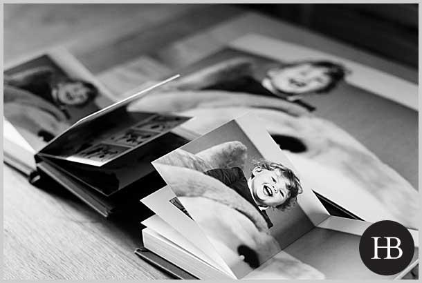 beautiful luxury bespoke family photography albums