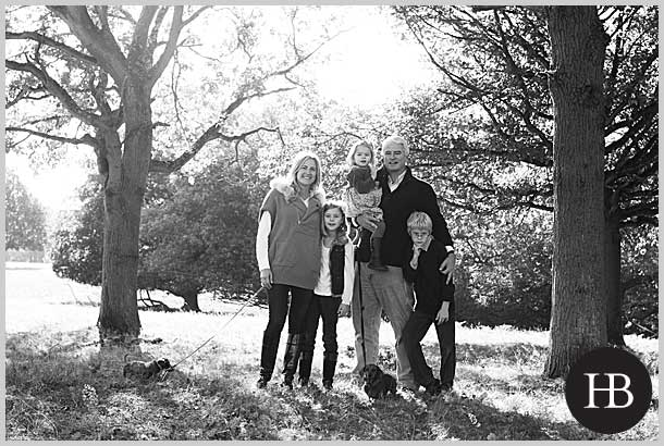 family photography in wimbledon and richmond park
