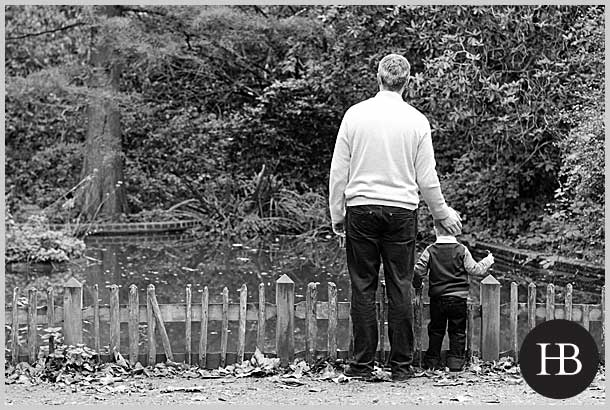 Notting hill and holland park family photography session