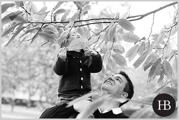 family photography shoot in kensington