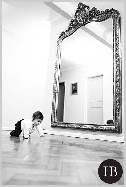 beautiful fine art baby photography