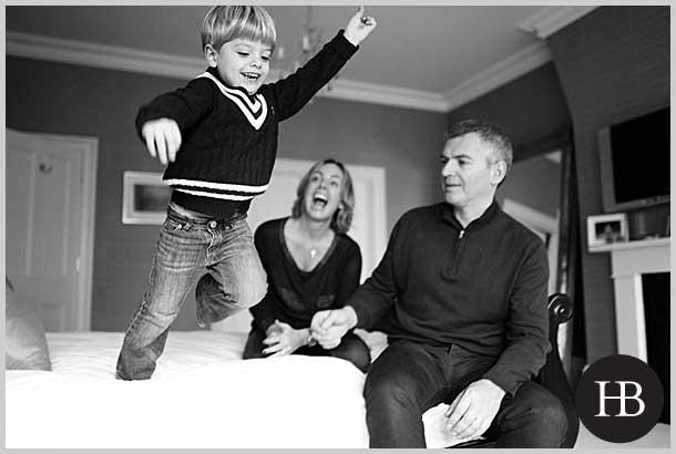 fine art family portrait photography on location