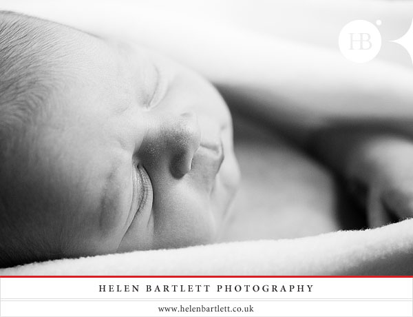 Newborn baby photography in Battersea