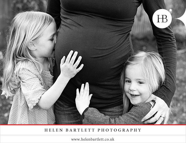 Family and Children portrait photography in Richmond TW9 SW14