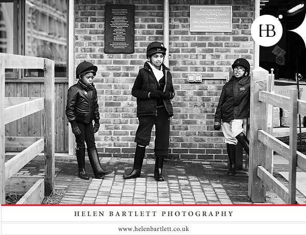 children photography in brixton at ebony horse club