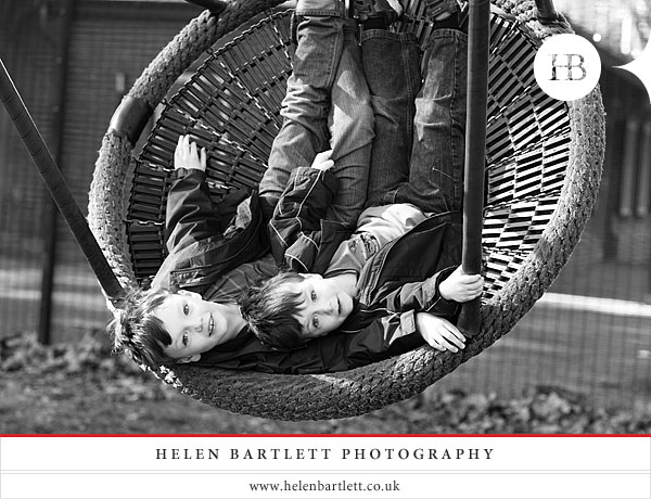 children and family photography in battersea park in london