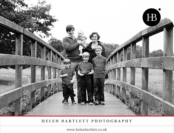 London family photo shoot in shepherds bush and richmond park