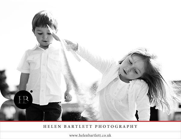 extended family photo shoot in hertfordshire
