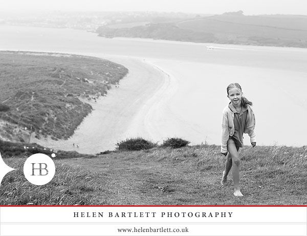 family photography in rock cornwall