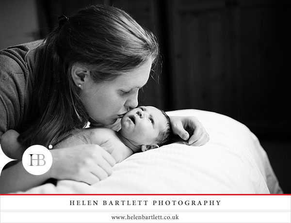 cambridge newborn baby and family photography session