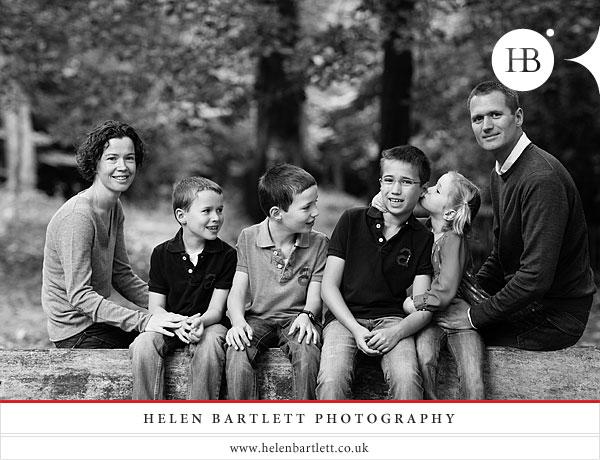 kensington family portrait photography