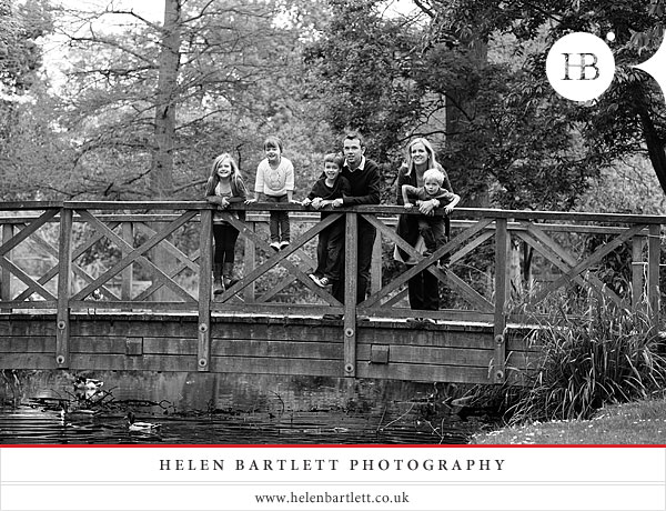 family photography in walton on thames KT12 and bushy park TW11