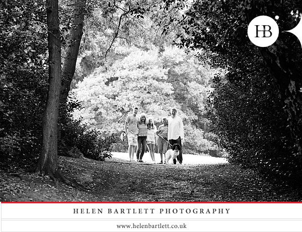 wimbledon family and teenager photography