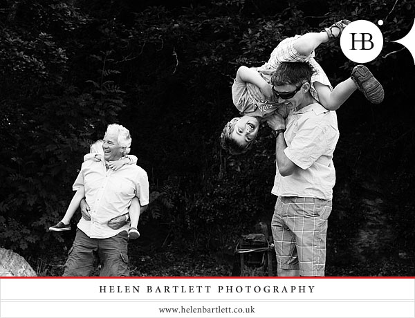 family and children photography cornwall