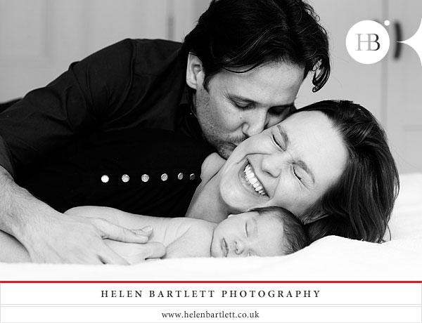 newborn photographer in parsons green