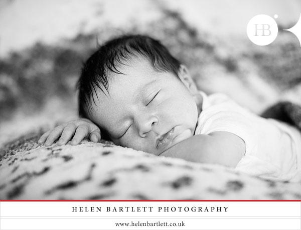 hampstead newborn baby photographer