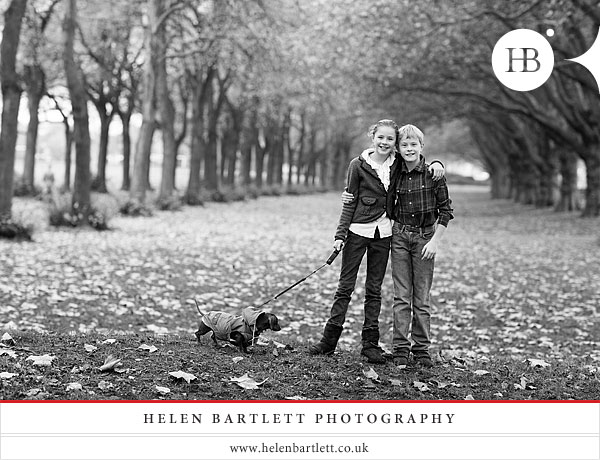 now and then children photography in wimbledon