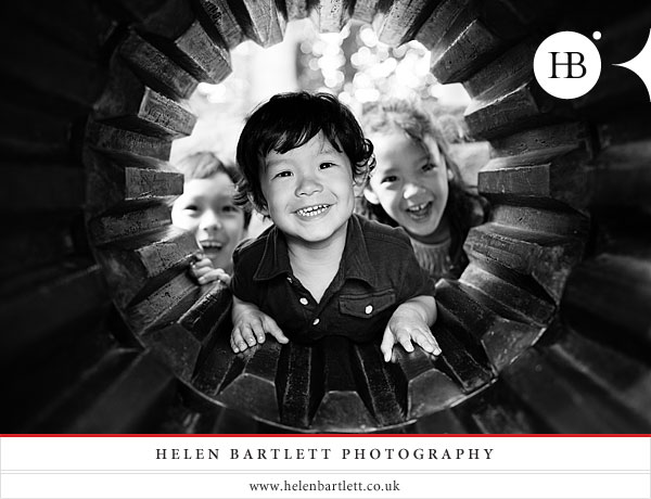 Holland Park children and family photography w11