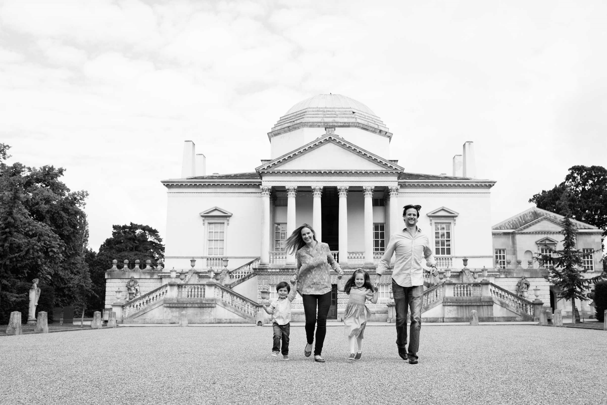 Helen Bartlett is a portrait photographer in Chiswick who specialises in documentary or observational style photos that capture the essence of your family's personalities.