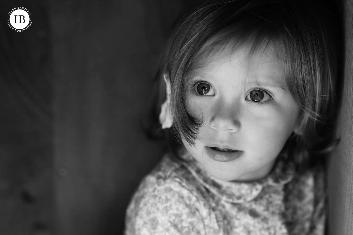 beautiful portrait of a girl
