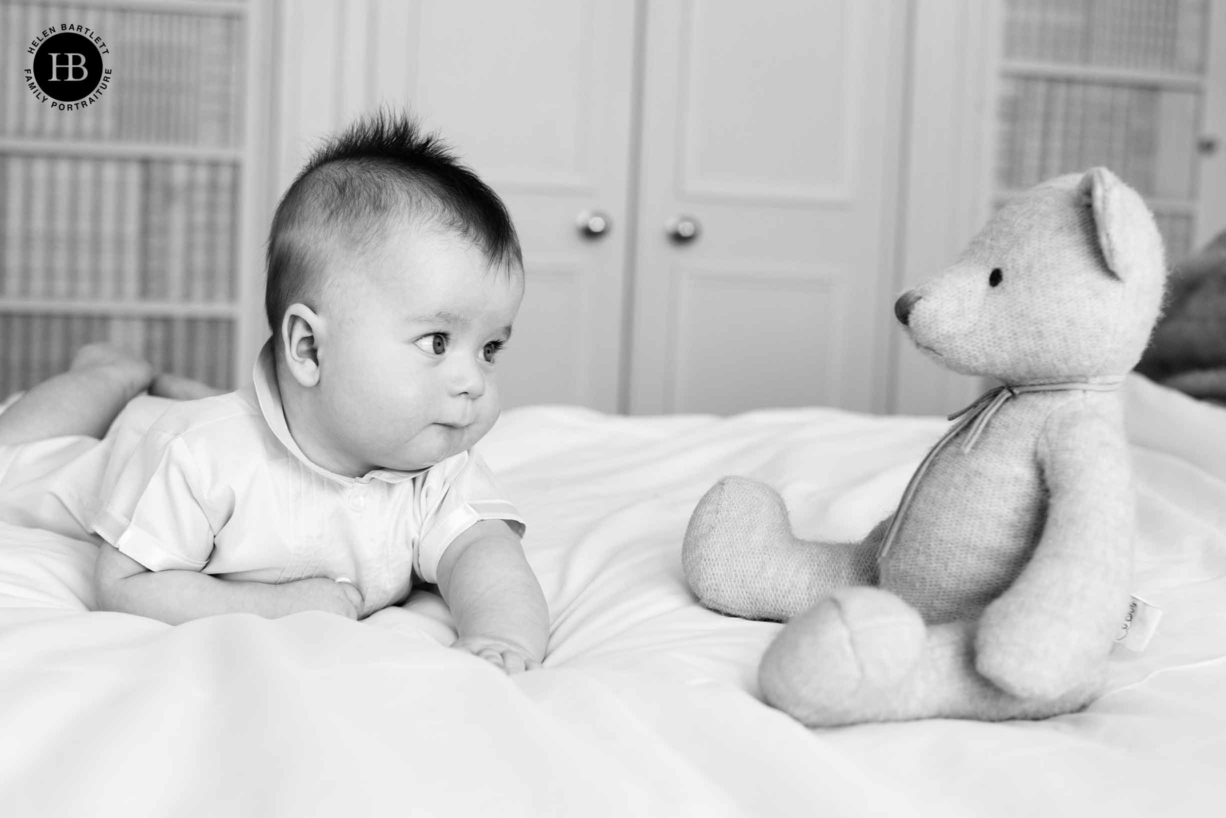 baby-and-bear-on-bed
