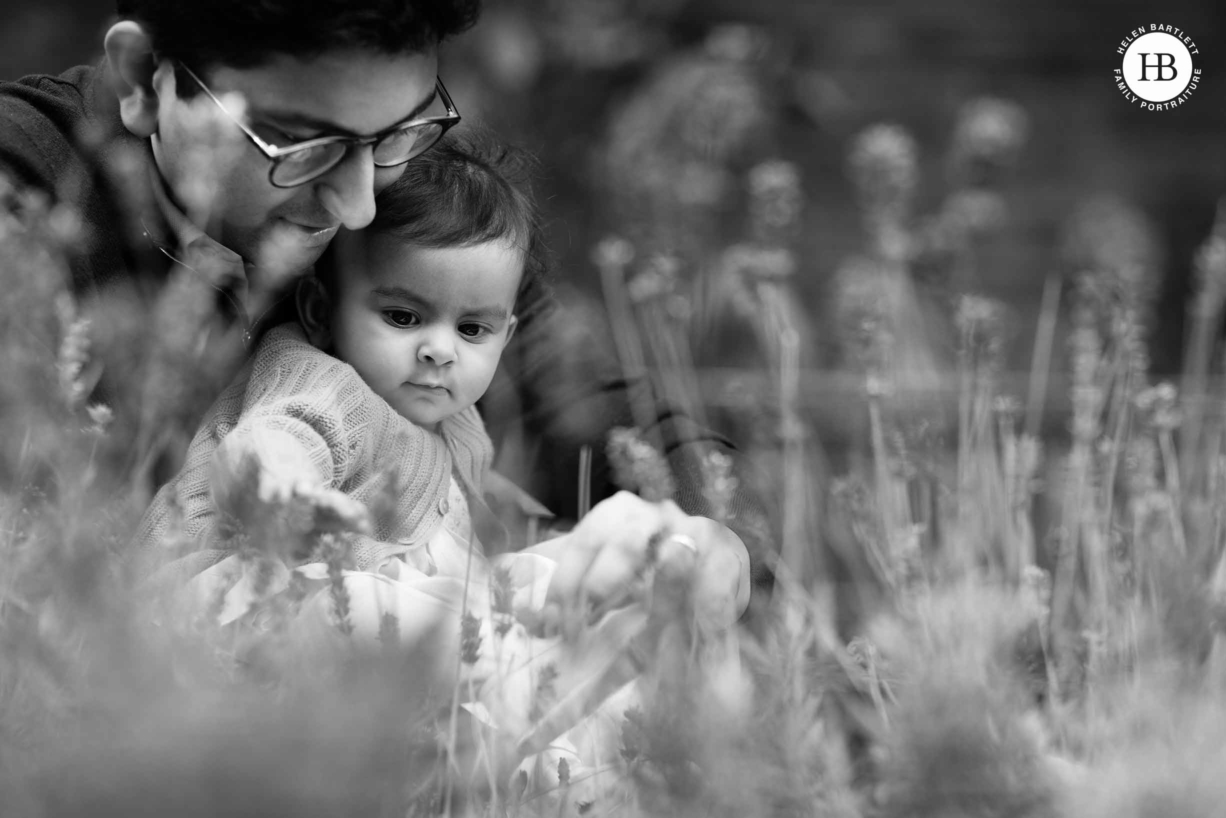 dad-and-baby-explore-nature